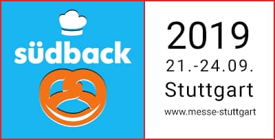 Sudback 2019  Exhibition of industrial bakery equipment